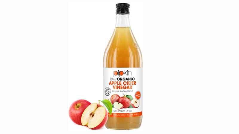 Aceto di mele Pipkin 100% biologico
