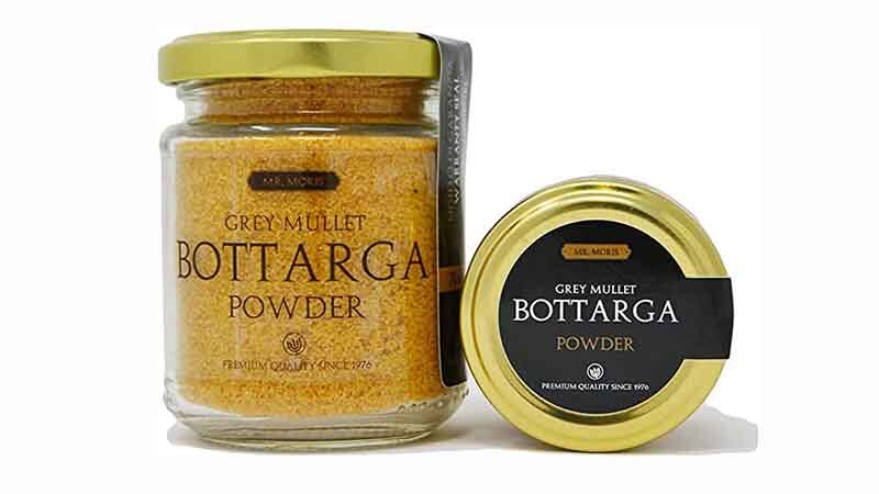Bottarga di Muggine grattugiata in vasetto Kosher