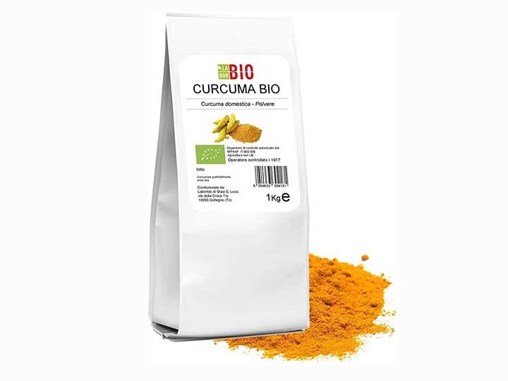 Curcuma in Polvere Bio 1kg