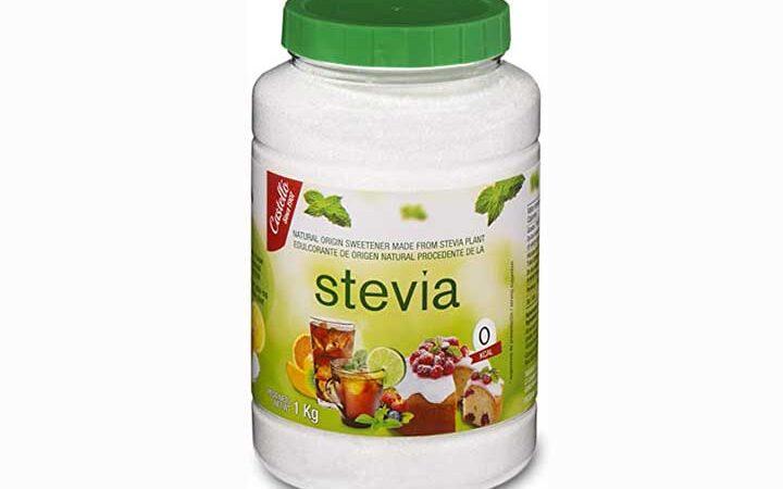 Dolcificante Stevia