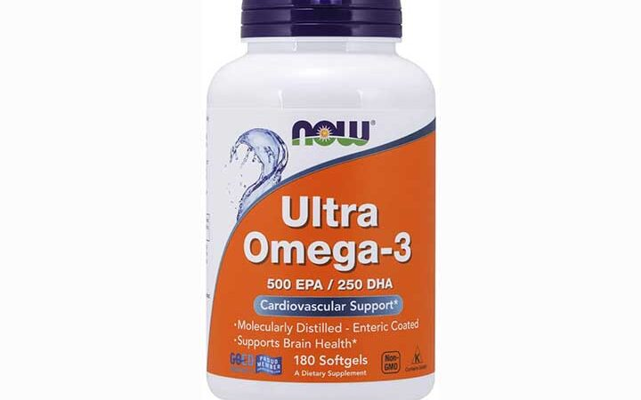 NOW Foods – Ultra Omega-3 500 EPA/DHA