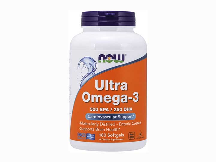 NOW Foods – Ultra Omega-3 500 EPA/DHA