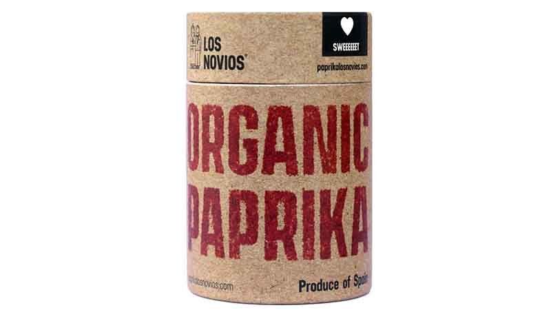Paprika in Polvere Ecologico
