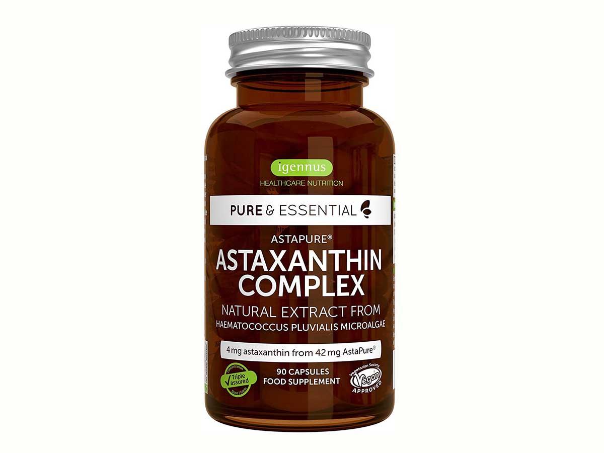 Pure & Essential Astaxantina Naturale