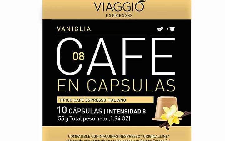 Viaggio Espresso Capsule caffè