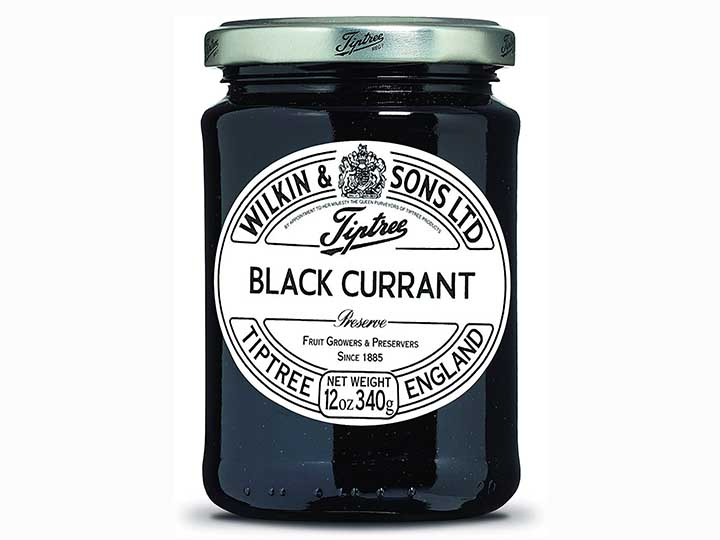 Wilkin & Sons Tiptree Black Currant Conserve